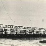 Flood History - Old Lorry Fleet